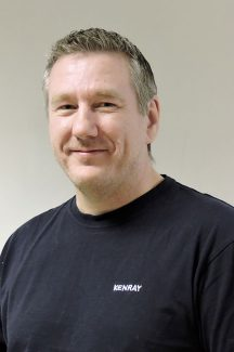 Phill Loxley - Kenray Forming, Forming Sets, Forming Shoulders, VFFS, Food Packaging,