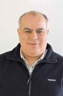 Nurettin Yilmaz - Kenray Forming, Forming Sets, Forming Shoulders, VFFS, Food Packaging, Turkey, Asia, Middle East,