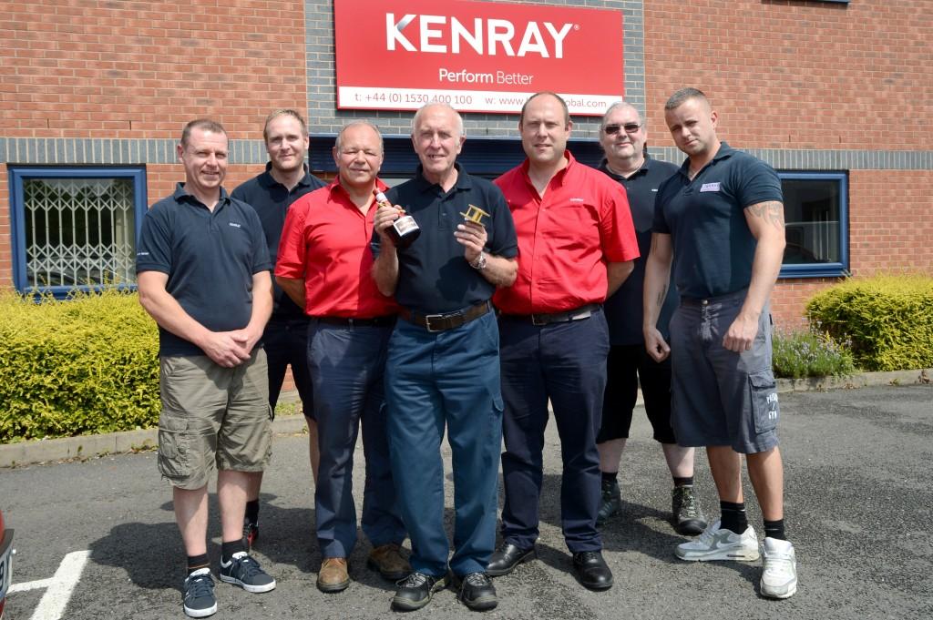 Phil Dennis Retirment - Kenray Forming, Forming Sets, Forming Shoulders, VFFS, Packaging