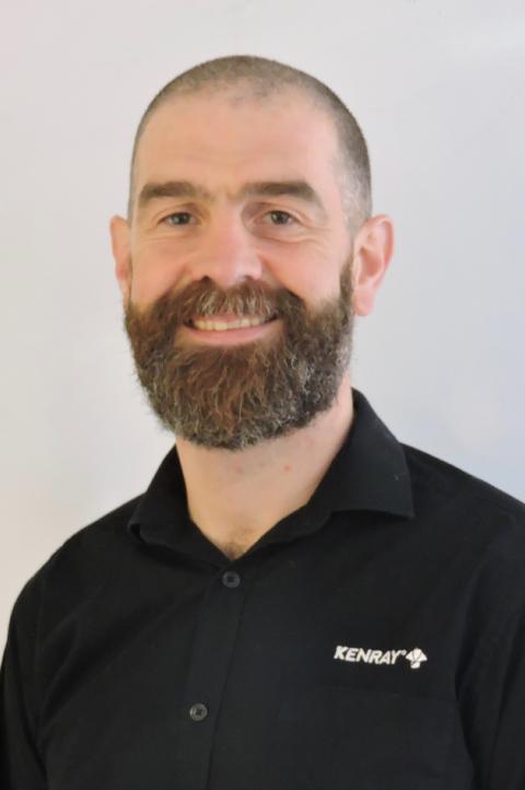 Kenray Forming Ltd, Dan Atkin
