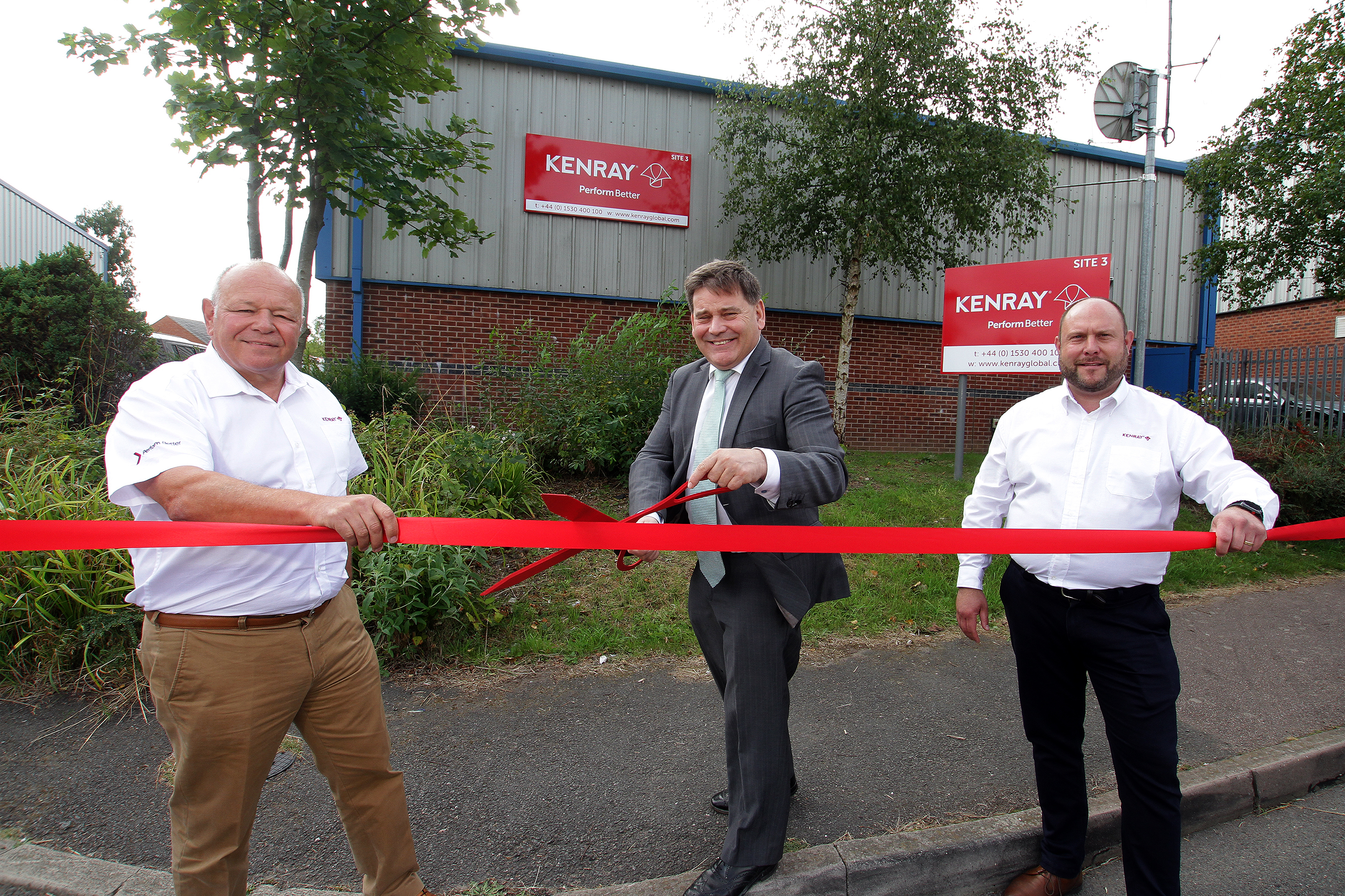 New Training Facility for Kenray Global 2020