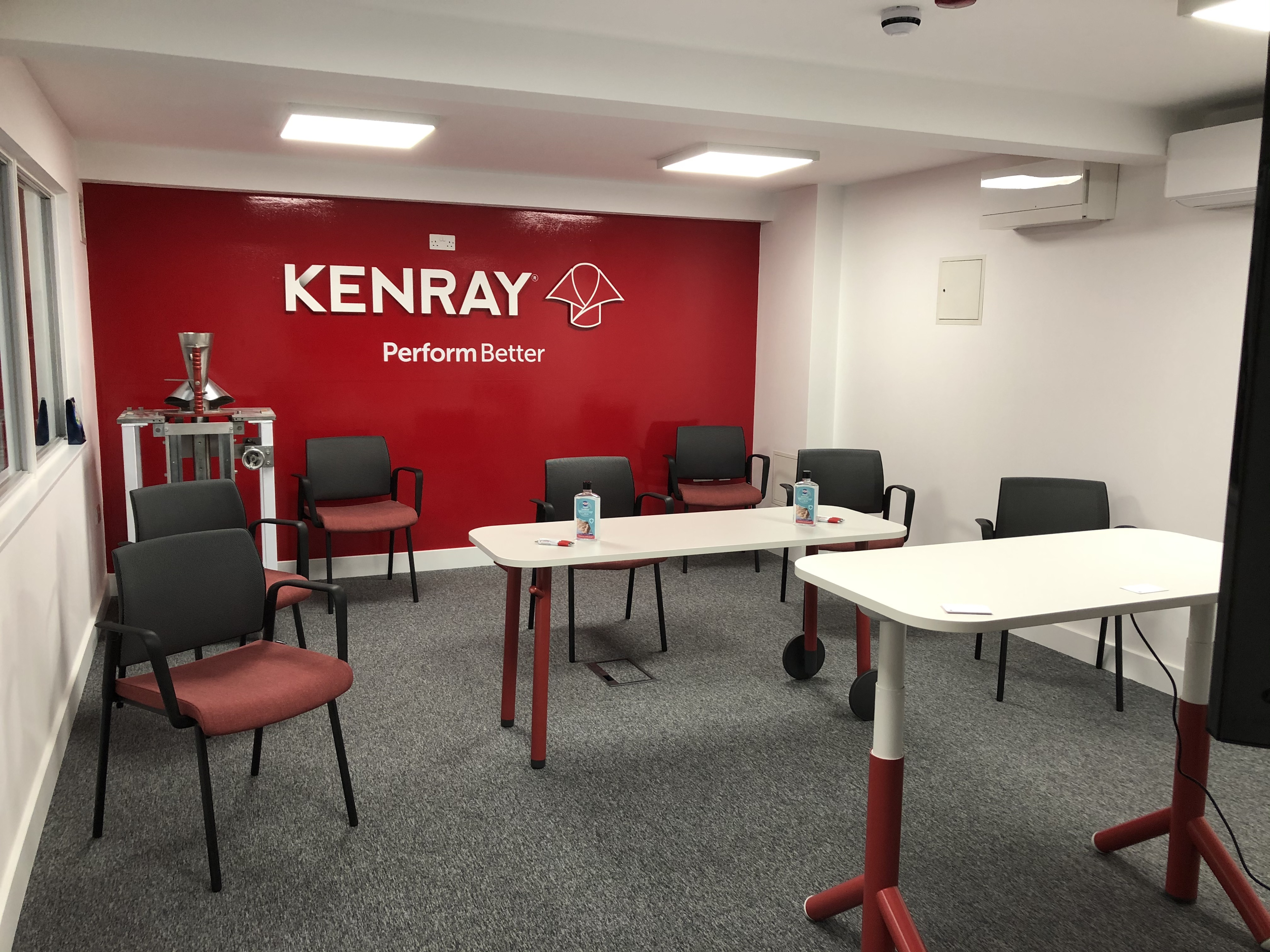 Kenray Training Facility - Kenray Forming Ltd